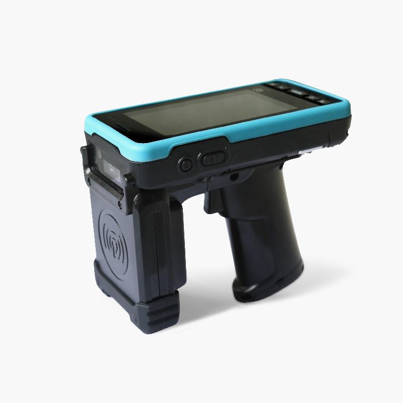 RFID PDA是产品溯源管理系统解决方案的硬件设备